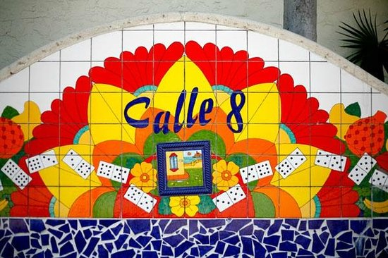 Art Deco Tours Mosaic Tiles Capture The Social Artistic And Food Traditions Of Cuban