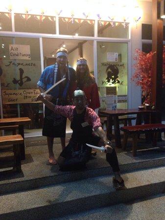 KOBORI Japanese Restaurant : Great environment, great food, great drinks, great staff!!