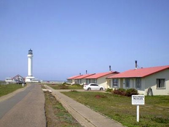 Point Arena Lighthouse & Museum : Point Arena Lighthouse Rentals