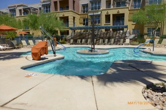 Marriott's Canyon Villas : Quiet Pool