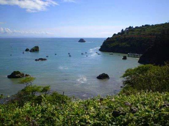 Trinidad Inn: Trinidad Bay