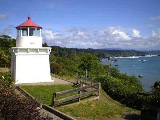 Trinidad Inn: Trinidad Memorial Lighthouse