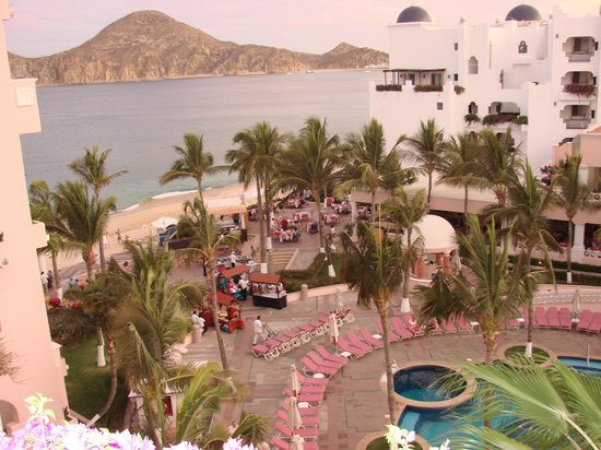 Pueblo Bonito Rose : View From Room 5005