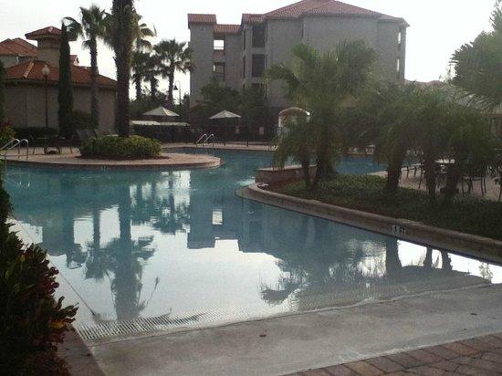 Tuscana Resort Orlando by Aston: piscina muy buena para ninos y adultos climatizada