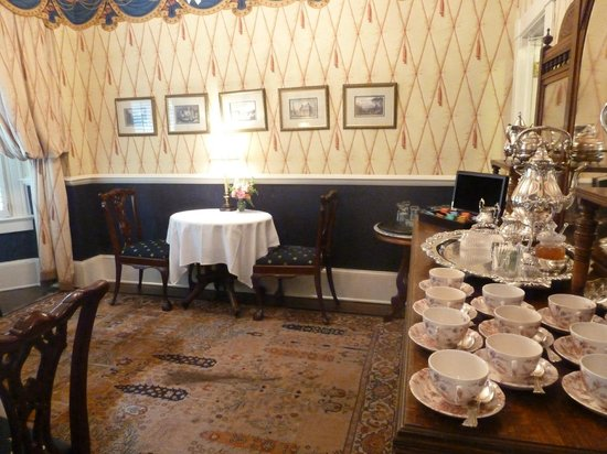 Ballastone Inn: Time for Tea