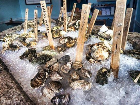 Eventide Oyster Company: Assorted dozen
