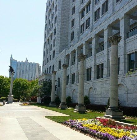 Federal Reserve Bank of Atlanta: Outside of Federal Reserve Bank