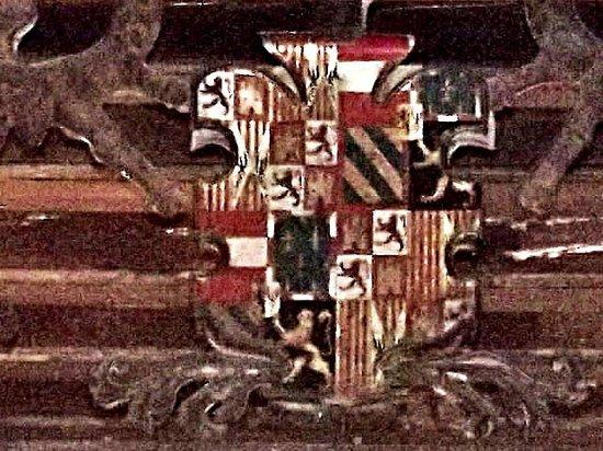 Alcazar de Segovia: Brasão