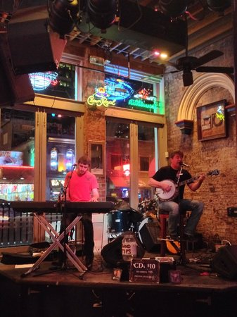 Live Performance Picture Of Rippy S Smokin Bar Grill