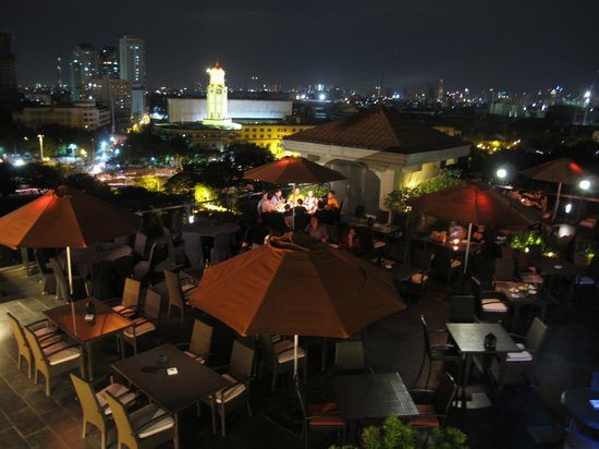 The Bayleaf Intramuros: Sky bar