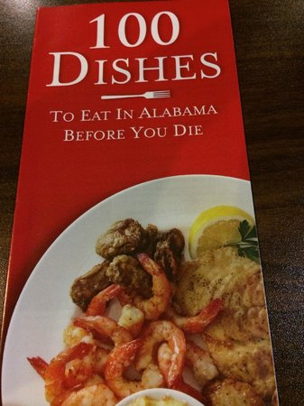 Carlile's Restaurant: 100 Dishes in Alabama