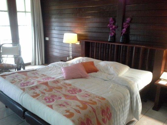 Van der Valk Kontiki Beach Resort: la chambre