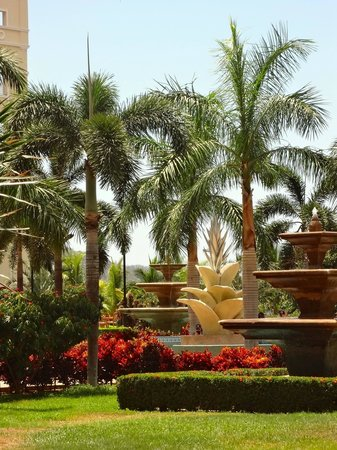 Hotel Riu Guanacaste: The grounds