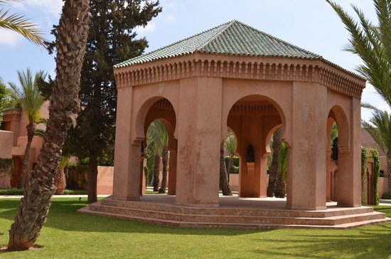 Amanjena- Marrakech