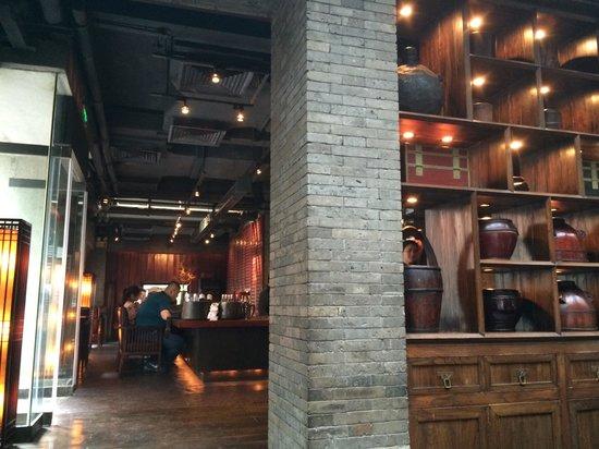 T8 Restaurant and Bar: 店内