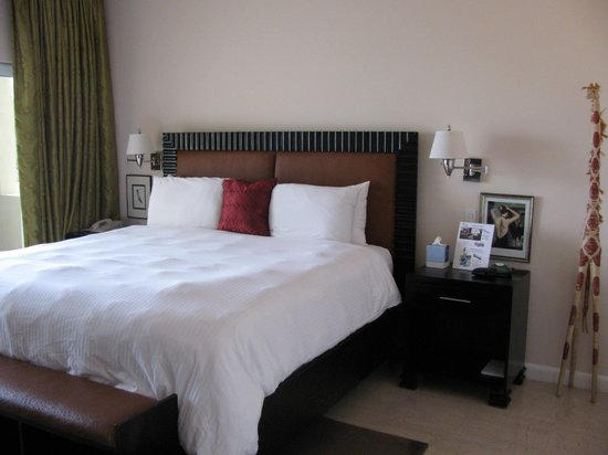 Princess Heights Hotel : Our bedroom