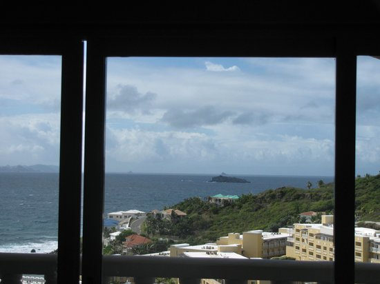 Princess Heights Hotel: The view