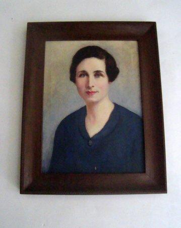 Casa Popenoe: Wilson's wife