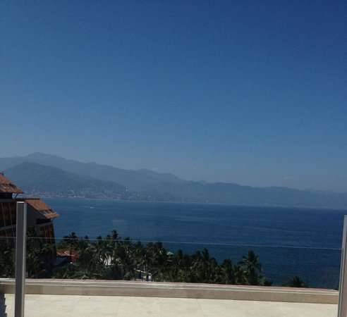 The Westin Resort & Spa Puerto Vallarta: view in the morning
