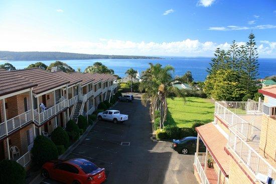 Twofold Bay Motor Inn: Motel