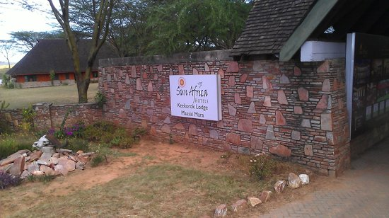 Keekorok Lodge-Sun Africa Hotels : Lodge