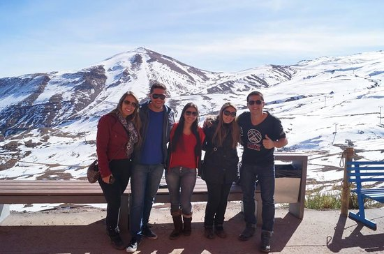 Indo Pro Chile: Valle Nevado
