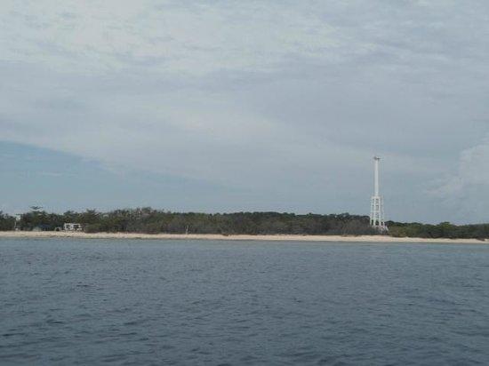 Apo Reef Natural Park : Apo Island