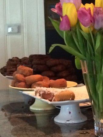 Pelican Cafe: Excellent doughnuts!