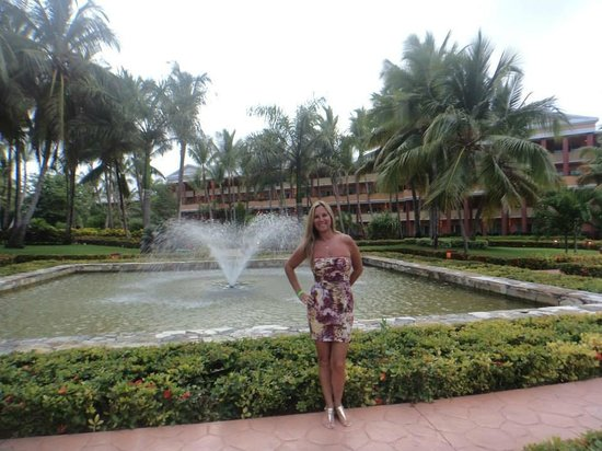 Iberostar Dominicana Hotel: eu