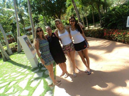 Iberostar Dominicana Hotel: familia