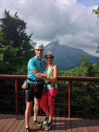 Costa Rica Sky Adventures - Arenal Park: Sky Trek