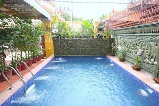 Bokre Angkor Hostel Mini Swimming Pool
