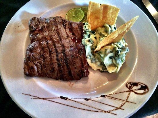 Mayan Bistro : Steak