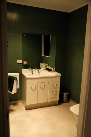 Rainforest Motel: Bathroom