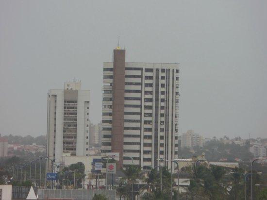 Ibis Sao Luis: vista do apartamento