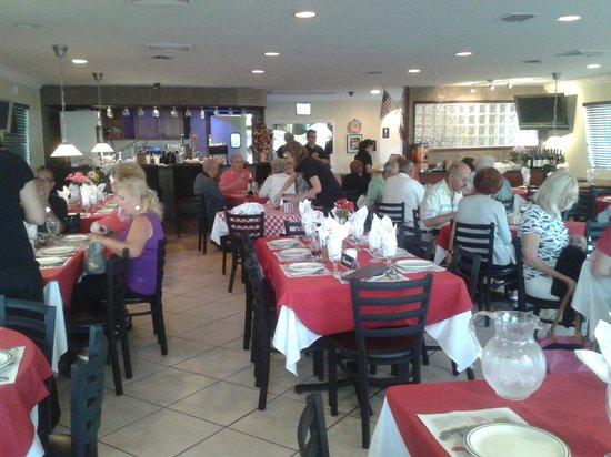 Giovanni Italian Restaurant Casa Cheia