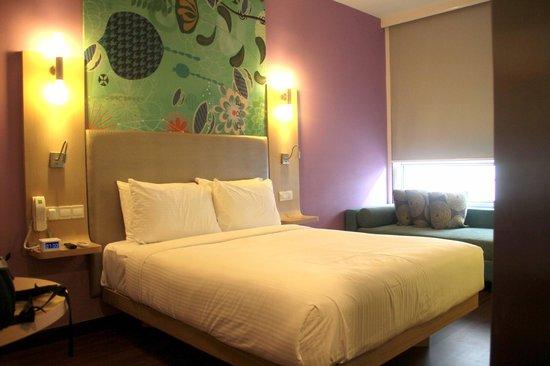ibis Styles Kuala Lumpur Fraser Business Park : fresh & clean room