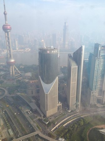 Grand Hyatt Shanghai: Another view from room