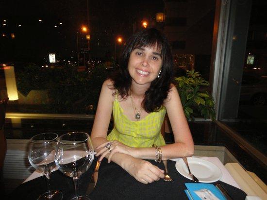 Cala di Volpe Boutique Hotel: Jantar no restaurante do hotel