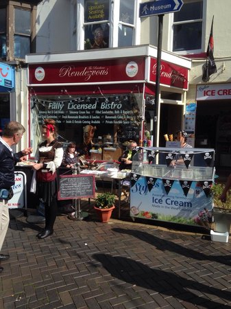 The Brixham Rendezvous: Pirate weekend at the Rendezvous