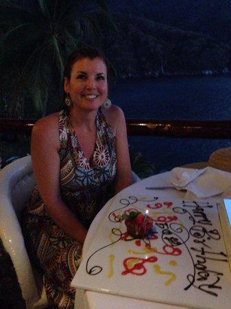 Le Kliff: A beautiful birthday surprise