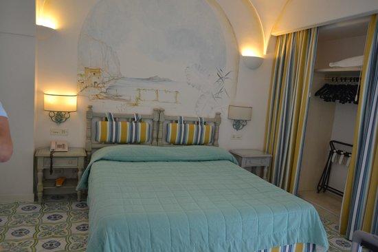 Hotel La Palma: Lindo quarto