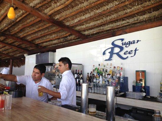 Secrets The Vine Cancun Pool Area Open Bar