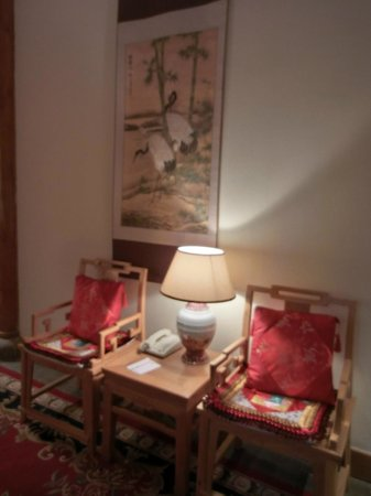 Silk Road Dunhuang Hotel: Room