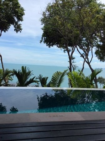Four Seasons Resort Koh Samui Thailand: room view