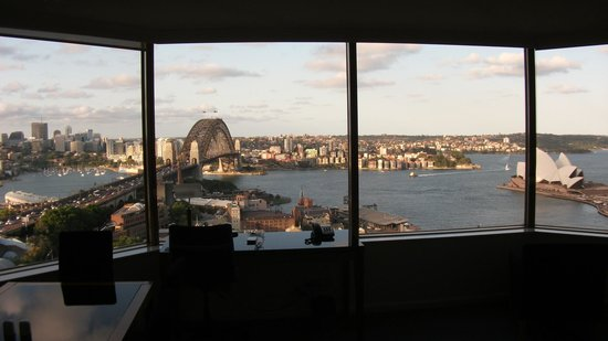 Quay West Suites Sydney: view