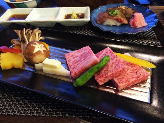 Kozantei Ubuya: Kusho Wagyu Beef
