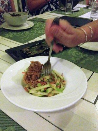 Suay Restaurant: Catfish Cigar