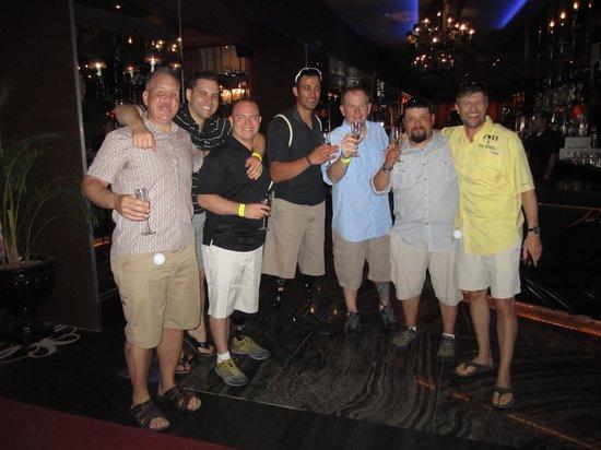 Hard Rock Hotel Riviera Maya: Celebrating at the Hard Rock