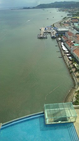 Four Points by Sheraton Sandakan : View from room